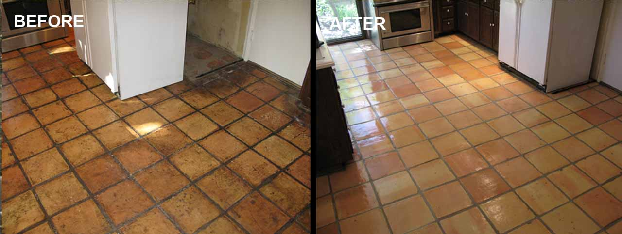 Saltillo Tile Restoration