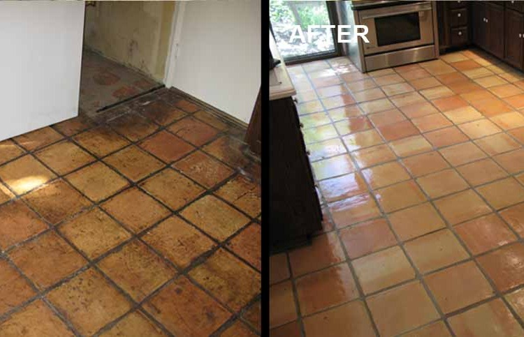 Saltillo Tile Restoration Protech